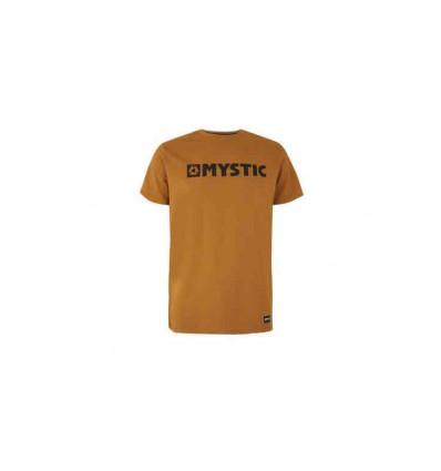 MYSTIC BRAND TEE(t-shirt manica corta wakeboard ad asciugatura rapida)