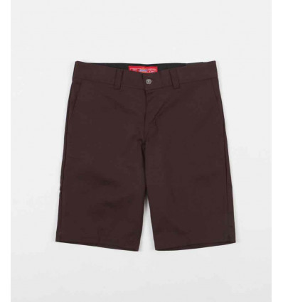INDUSTRIAL WORK SHORT CHOCOLATE BROWN