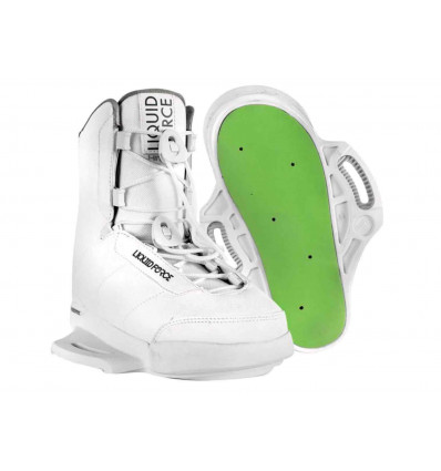 LIQUID FORCE BOOTS/ATTACCO WAKEBOARD HITCH 2019