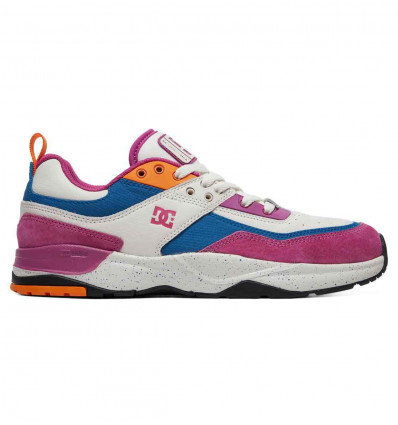 DC SHOES E.TRIBEKA LE VIOLET/FIRE SNEAKERS BASSE UOMO