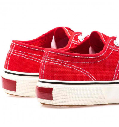 SUPERGA BY PAURA COTU - RED - SNEAKERS BASSE UNISEX