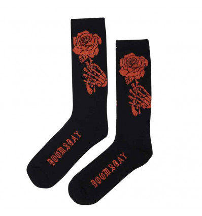 BLOODY ROSE SOCKS