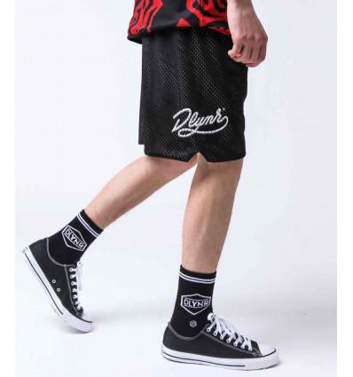 DOLLY NOIRE SHORT BASKET REVERSIBLE pantaloncino corto uomo reversibile madiba