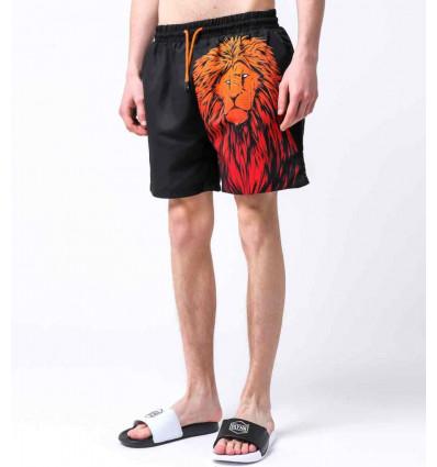 DOLLY NOIRE LION SWIMSHORT costume da uomo madiba