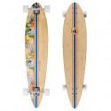 "BODY GLOVE PINTAIL BAMBOO NATURAL 40"" longboard in bamboo"