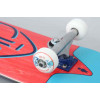 ALIEN WORKSHOP WATCHER (BLUE/RED) SKATE ASSEMBLATO PROFESSIONALE