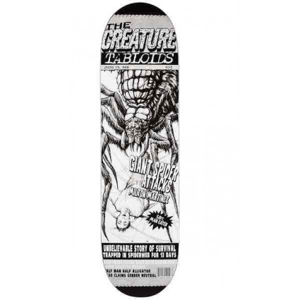 CREATURE MARTINEZ TABLOID 8,5""