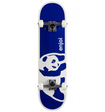 ENJOY NEGATIVE SPACE FP BLUE SKATE ASSEMBLATO PROFESSIONALE