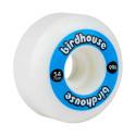 BIRDHOUSE LOGO WHEEL - BLUE WHITE 54 mm Ruote da skate 99A