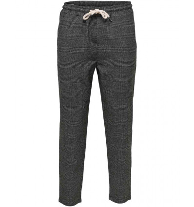 ONLY E SONS LINUS PANT NOOS - CHINO LUNGO UOMO