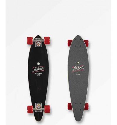 "ARBOR Cruiser Hawkshaw Micron 29"" skate cruiser assemblato top quality"
