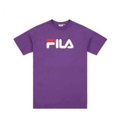 FILA CLASSIC PURE unisex tee purple tshirt manica corta viola