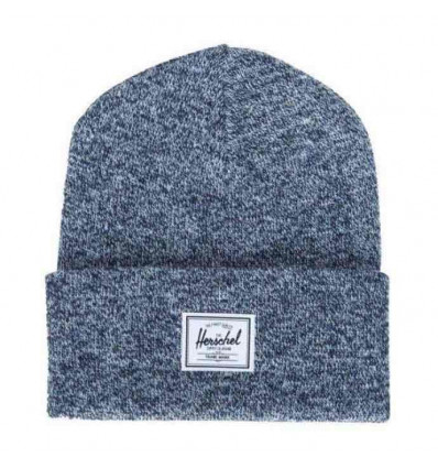 HERSCHEL ELMER beanie berretto unisex heather navy