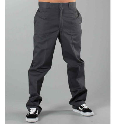 DICKIES original 874 work pant charcoal grey chino