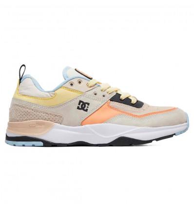 DC Shoes E.Tribeka SE Tan sneakers