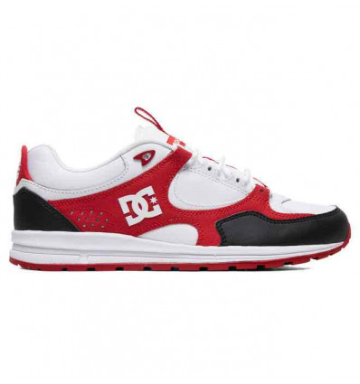 DC Shoes Kalis Lite black-white-red sneaker