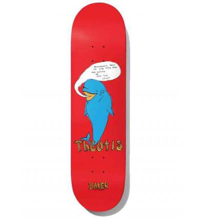 BAKER THEOTIS BEASLEY 8,25x31,87 tavola skate con grip omaggio