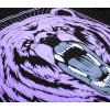 DOLLY NOIRE purple bear tee t-shirt