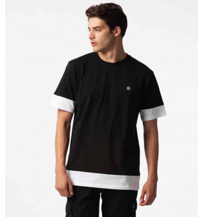 DOLLY NOIRE embrodery tee t-shirt uomo
