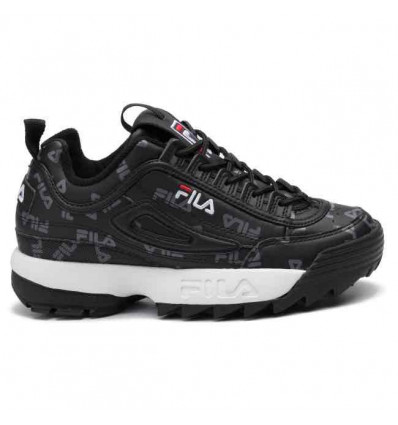 FILA DISRUPTOR logo low sneakers donna