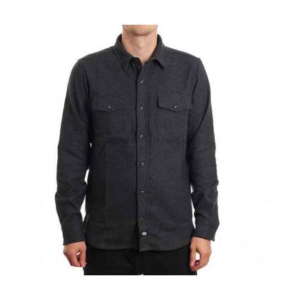 DICKIES DELPHIA camicia in flanella con taschino multi
