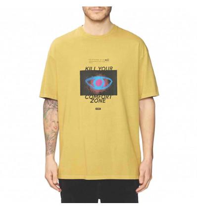 GLOBE kill your confort zone tee t-shirt manica corta