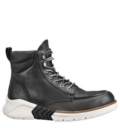 TIMBERLAND moc toe boot scarponcino in pelle