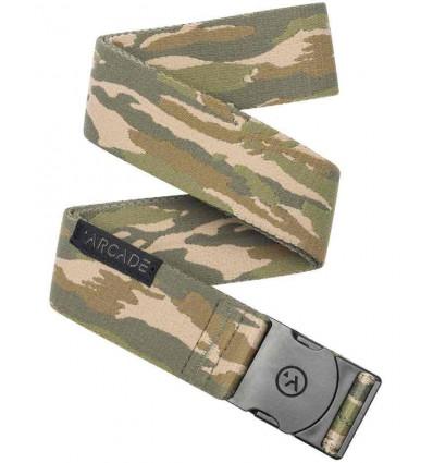 ARCADE belt ranger camo cintura unisex taglia unica