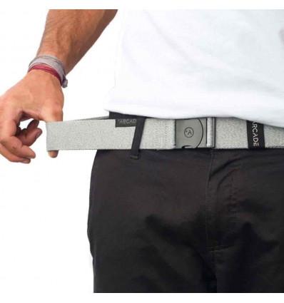 ARCADE belt foundation heather grey cintura unisex taglia unica