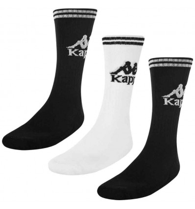 KAPPA authentic astel 3 pack 3 paia assortite