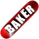 """BAKER team model 8,5"""" tavola skate grip bullet in omaggio"""