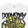DOOMSDAY eight t-shirt white