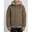 VOLCOM vaugan jacket military giubbino uomo