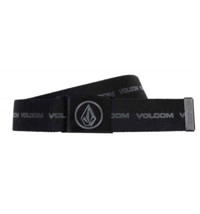 VOLCOM circle web cintura in tessuto taglia unica