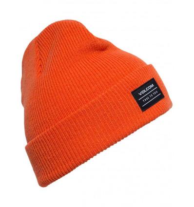 VOLCOM knowledge berretto unisex arancione