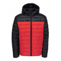 ONLY E SONS Steven quilted hood jacket piumino