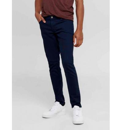 ONLY E SONS loom dark blue washed pk jeans slim da uomo