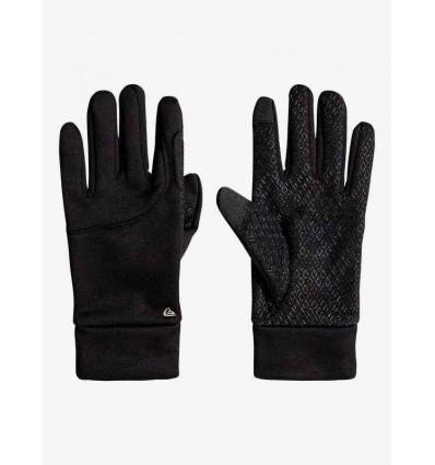 QUIKSILVER toonka guanto da uomo nero(taglia XL) con dito touch