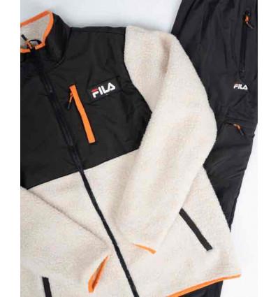 FILA men hadi fleece jacket giubbino