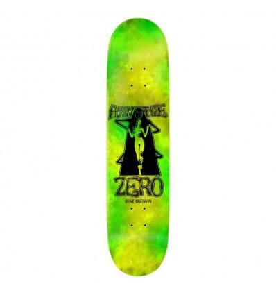 """ZERO Dane Burnman hypnotize 8,5"""" tavola skate più grip omaggio"""