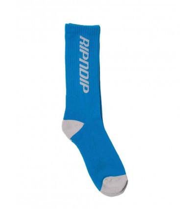 RIPNDIP fast socks blue/white calze taglia unica