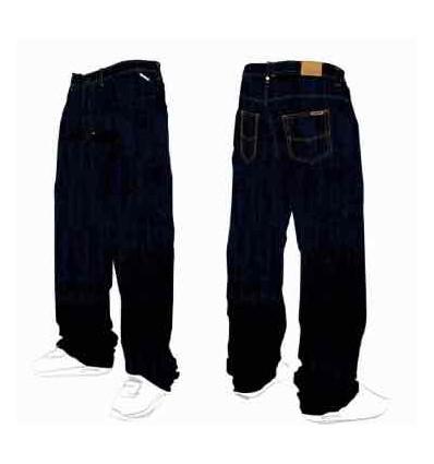 MASS DENIM jeans slang baggy fit