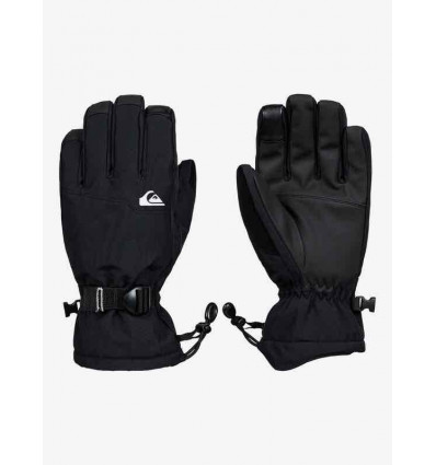 QUIKSILVER guanto snow mission glove black