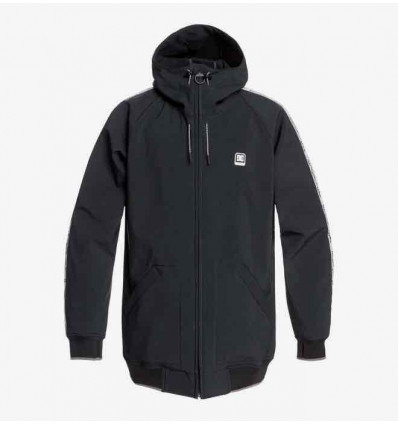 DC giacca snowboard spectrum black