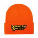 DOOMSDAY kong beanie orange berretto unisex