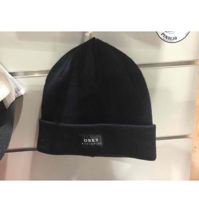 OBEY vernon beanie II navy berretto unisex taglia unica