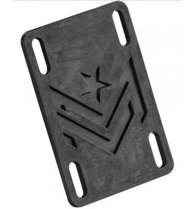 MINI LOGO pads 0,10''coppia di riser rigidi da 2,54 mm