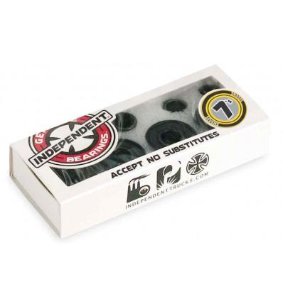 INDEPENDENT ABEC 7 bearing set 8 cuscinetti skate