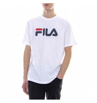FILA CLASSIC PURE unisex tee white tshirt manica corta bianca