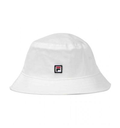 FILA BUCKET hat flexfit cappello one size white
